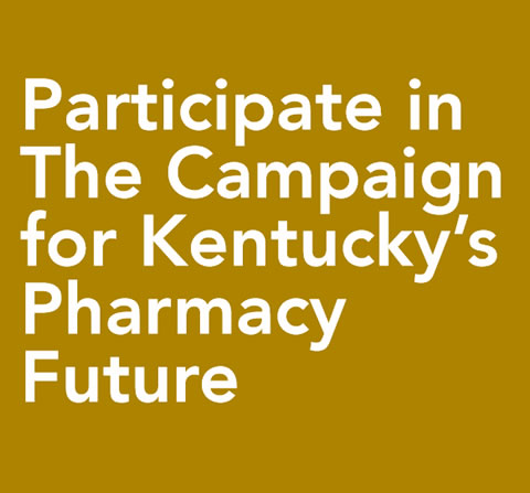 Participate inthe KY Pharmacy Future Campaign